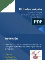 Diabetes Insípida