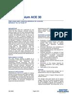 ENG MasterGlenium ACE 30 Tds