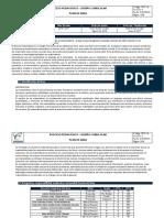 (FDC-16) Plan de Area Matematicas