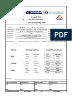 E50 MIB to GC Test Report