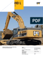 Cat 349dl Cis