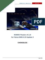 Ikaros v4.1.0 Changelog