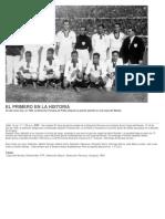 Seleccion Peruana de Años