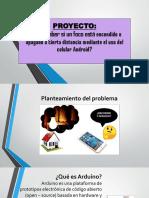 Proyecto Final  mediciones electronicas Ppt