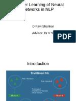 Presentation RaviShankar
