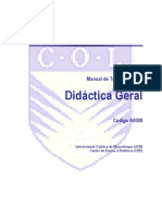 Didáctica Geral (Revisado)