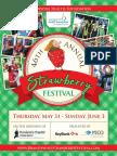 Strawberry Festival 2018 Event Guide