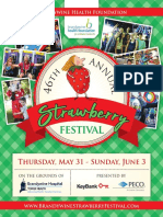 Strawberry Festival 2018 Event Guide