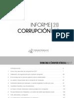 Transparencia Venezuela Informe anual de corrupción 2017
