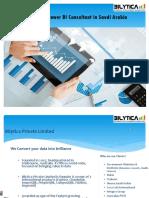 Bilytica_#1 Microsoft Power BI Consultant in Saudi Arabia