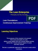 00 Lean Concepts Foundations 23 Pgs