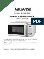080,444 Micr. PANAVOX Express 20