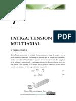 Tema 7. Fatiga - Tensión Multiaxial