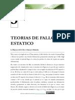 Tema 3. Teorías de Fallo Estático