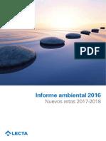 COP Lecta InformeAmbiental2016