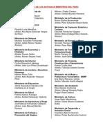 NOMBRES DE LOS ACTUALES MINISTROS DEL PERÚ.docx