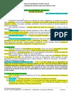 2 Roteiro de Estudos - Prova Dia 20 - Direito Do Consumidor - UNIPACTO - Professor Emerson Barrack Cavalcanti