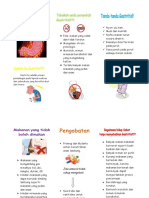 Leaflet Gastriitis