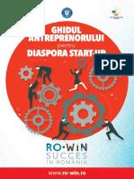 Ghidul Antreprenorului Diaspora Startup