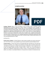 Entrevista Com Aureliano Pacciolla