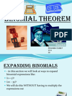 Binomialtheorem 150531082259 Lva1 App6892