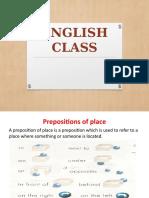 Intensivo English