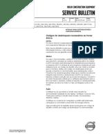301SSL31K_BRCódigos de desbloqueio necessários ao trocar ECU´s
