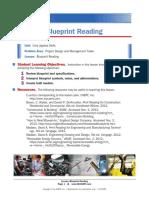 Blueprint Reading (2)