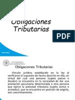 Obligaciones Tributarias USS 2016