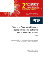 Arte en Tu Plaza