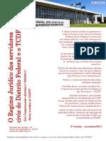 A Lei Complementar 840_11 e o TCDF