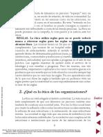 100 Preguntas Básicas Sobre Ética de La Empresa (2. ¿Qué Es La Ética de Las Organizaciones?)