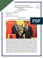 Petróleo Con China
