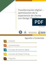 Ok_Clase 1 - Transformación Digital Con Design Thinking - V2