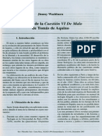 Analisis de la cuestion VI De Malo de Tomas de Aquino.pdf