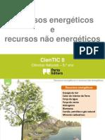 m2 Recursos Energc3a9ticos e Nc3a3o Energc3a9ticos