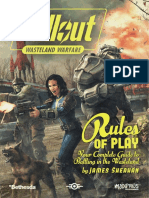 Fallout Wasteland Warfare - Rules of Play