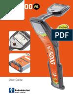 Manual Pipe LocaterRD5000WL_UserGuide