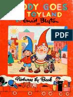 Noddy Goes to Toyland - Enid Blyton