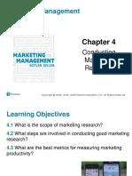 Kotler Topic 3 Marketing Research