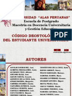 2277 Cod Deontologico Estudiante