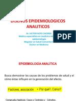 semana 7  DISEÑOS EPIDEMIOLOGICOS ANALITICOS.pptx