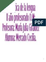 Proy. Comunic Mercado