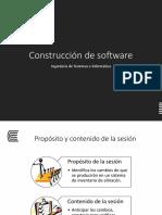 Anticipar Los Cambios - Construcción de software