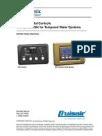 Dometic Qht Control User Manual