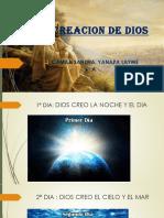 La Creacion de Dios