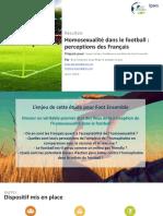 Francais Et Lhomosexualite Dans Le Football 2018