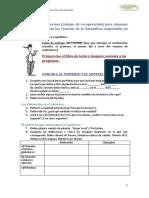 Cuadernillo Verano 1o Eso PDF