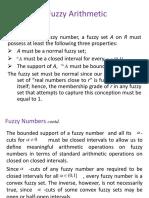 4. FST Fuzzy Arithmetics