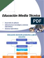 2-Educacion Media Tecnica - Congreso